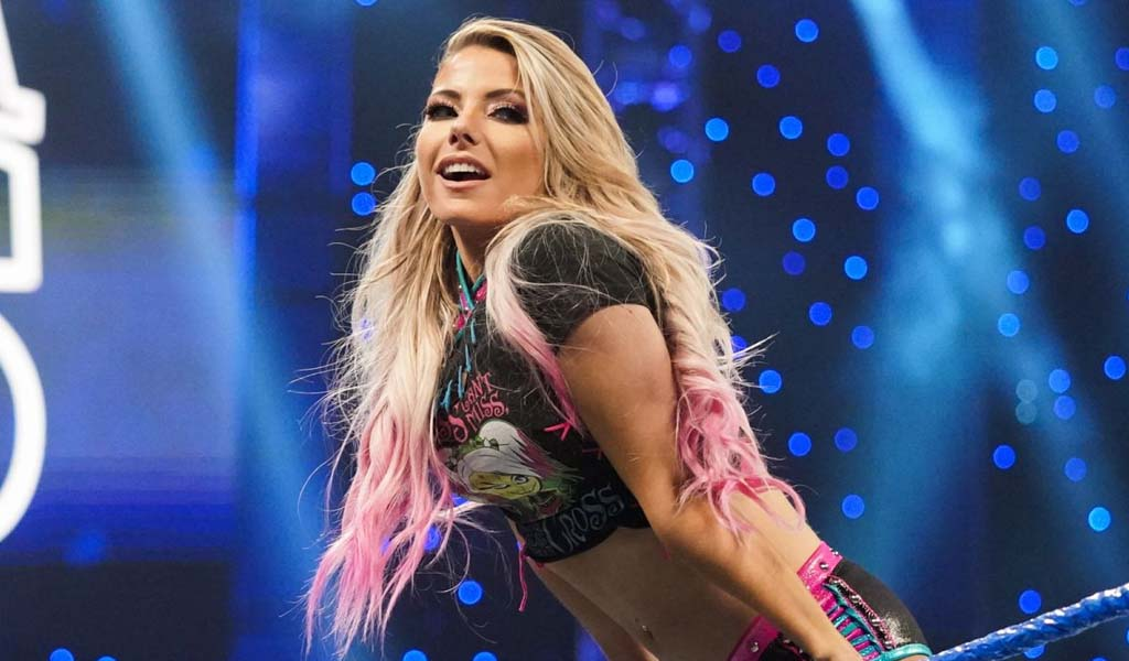 Alexa Bliss criticized for supporting ex-boyfriend Murphy in angle with Aalyah Mysterio
