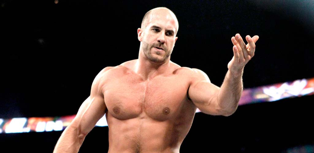 Cesaro and Alicia Fox to wrestle Tough Enough finalists