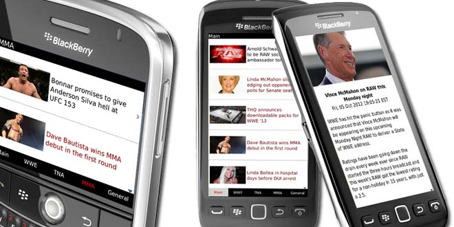 Version 3.0 of W-O News BlackBerry app out now