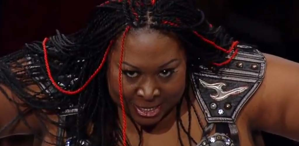 Awesome Kong sent back home from UK tour following backstage altercation