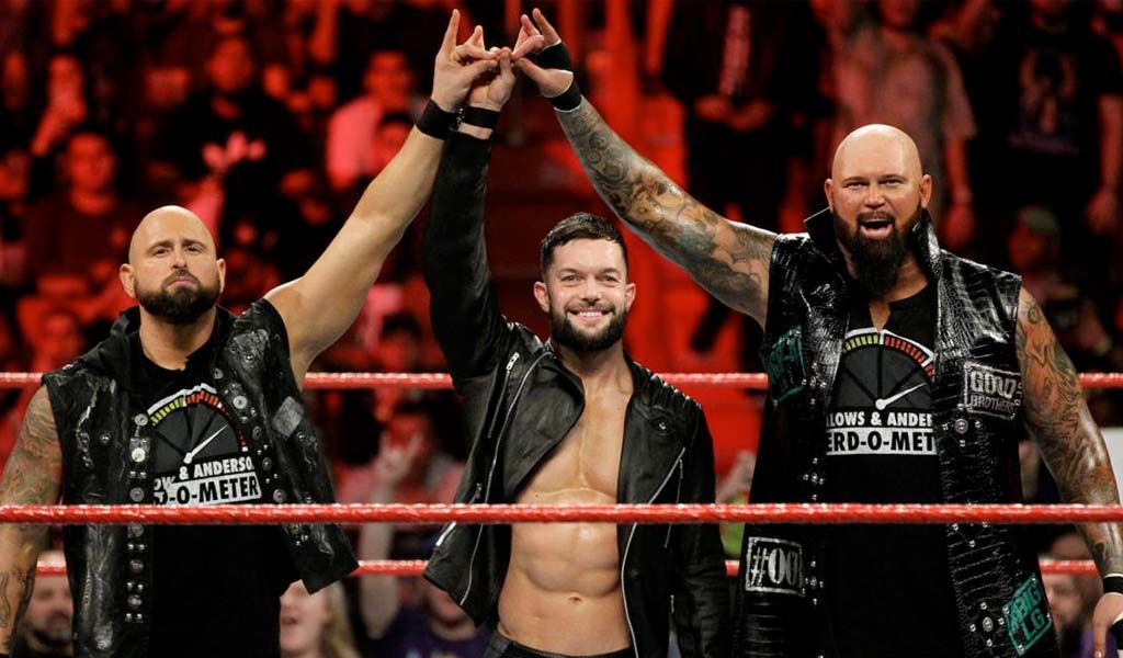 Bullet Club post removed from WWE UK social media accounts after obvious mistake
