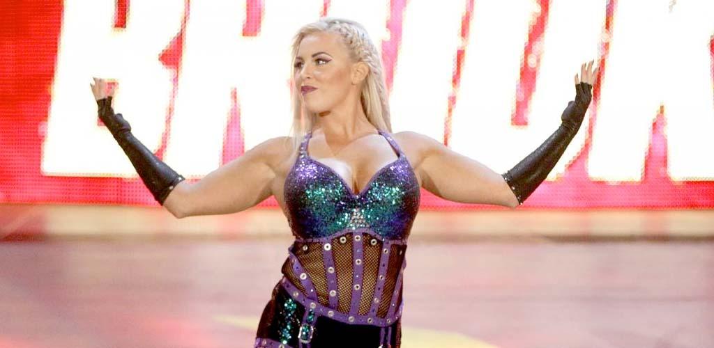 Dana Brooke signs new WWE deal