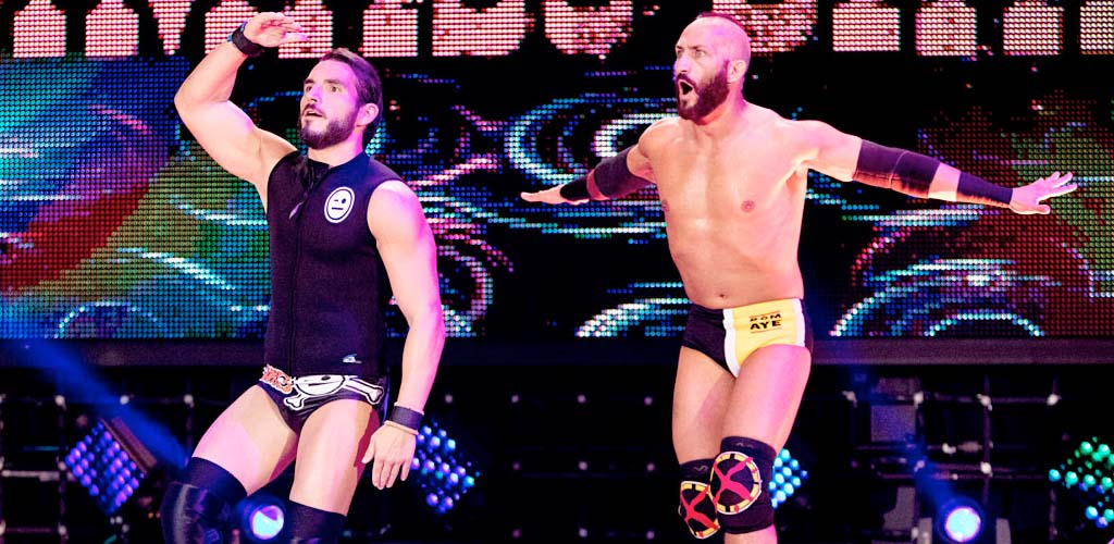 Ciampa, Gargano, and LaRae heading to EVOLVE for meet and greet events