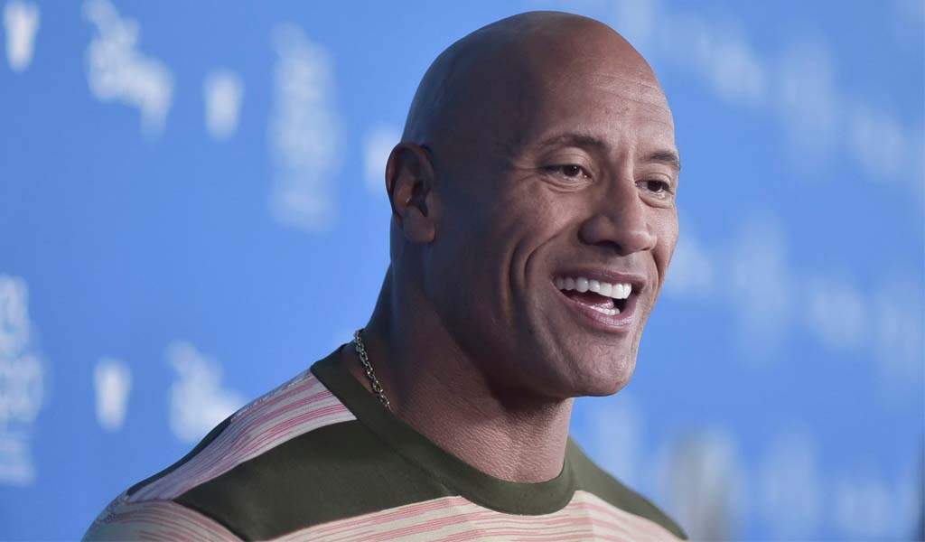 "Dwayne ""The Rock"" Johnson surpasses 200 million followers on Instagram"