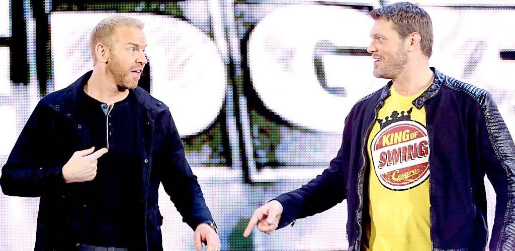 Edge & Christian to appear at Fastlane this Sunday