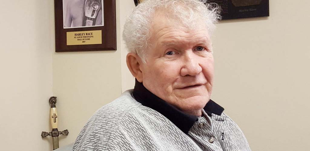 Funeral service information for Harley Race