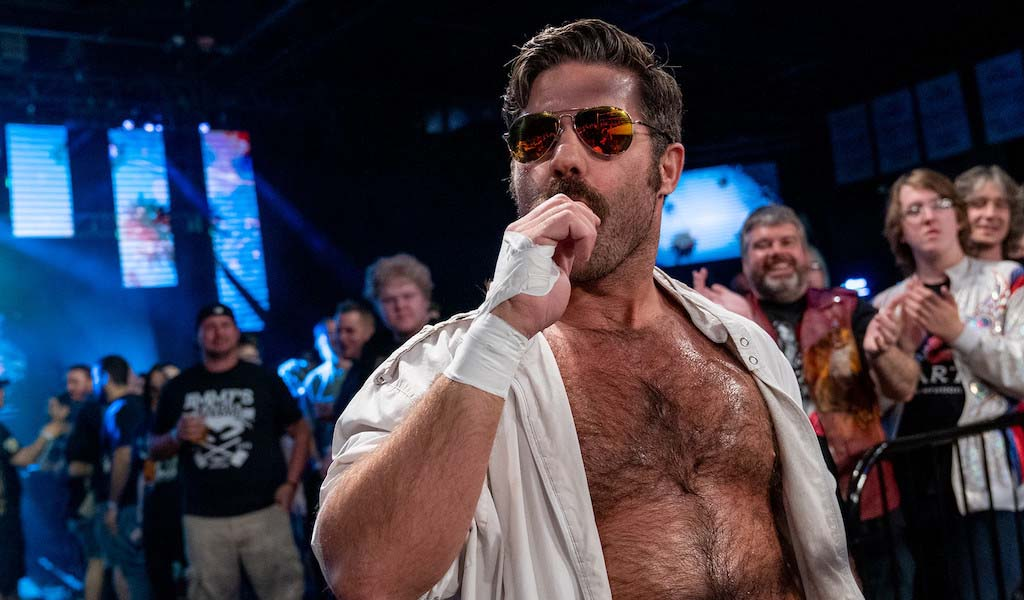 Joey Ryan sues Impact Wrestling for breach of contract