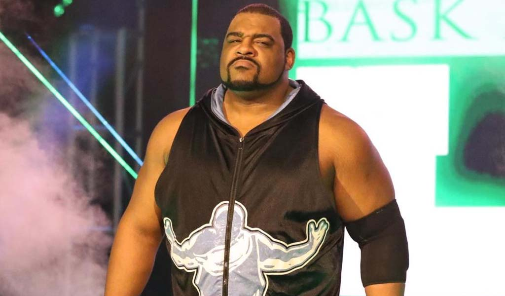 Keith Lee gets another shot at McIntyre tonight on Raw