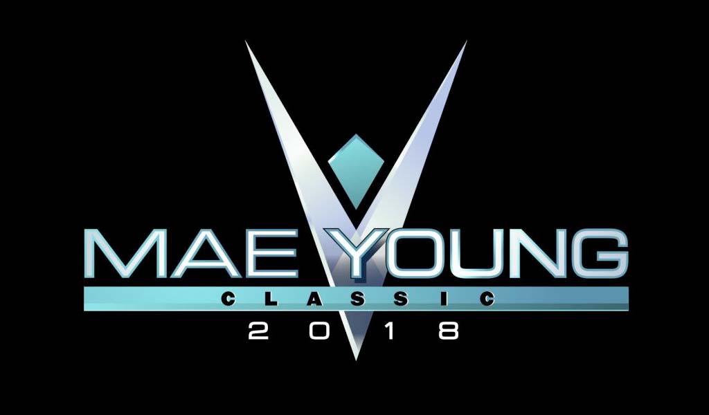 2018 Mae Young Classic tournament final set