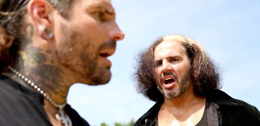 Matt and Jeff Hardy return at WrestleMania 33