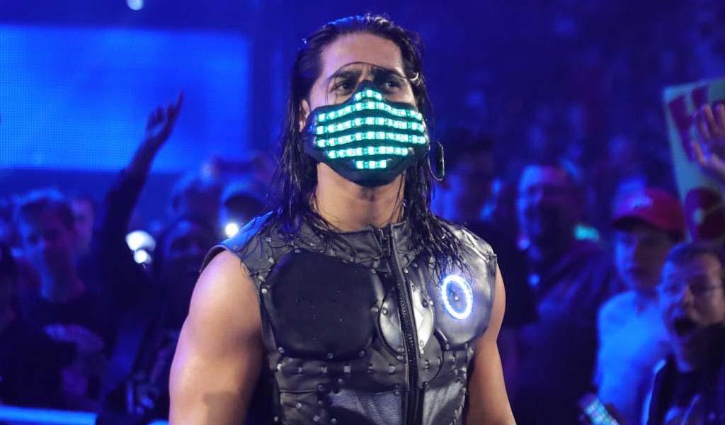 Ali returns on WWE TV after seven-month absence