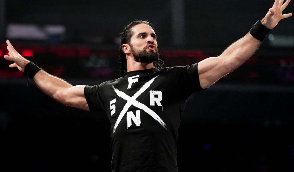 Rollins disses AEW, Jim Ross fires back…and The Man gets involved as well!