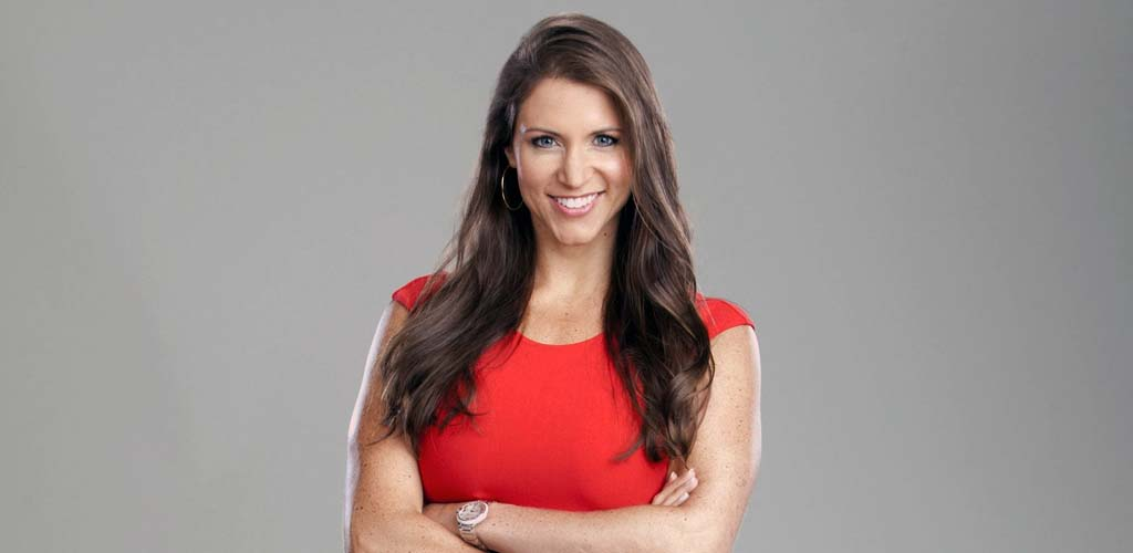 Stephanie McMahon is back…and puts Kurt Angle on notice and back in the ring!