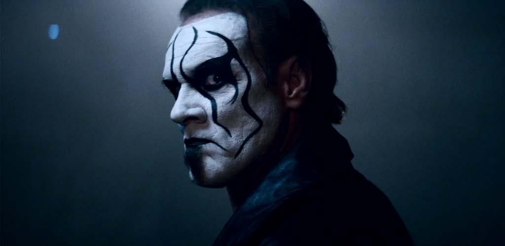 Sting's new WWE DVD has photo of fake Sting on artwork