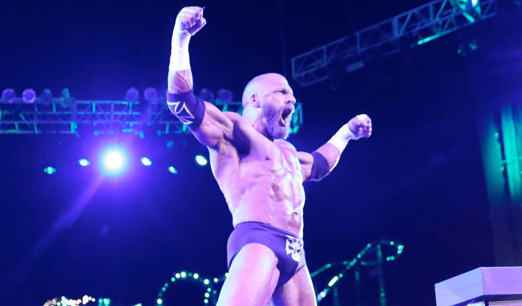 Triple H joins The Club in Tokyo, Japan for one night only
