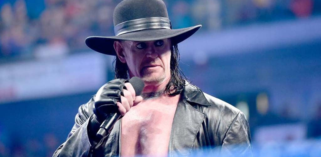 WrestleMania ends up being The Undertaker's last ride