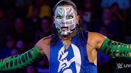Jeff Hardy Announces WWE Royal Rumble Spot - Wrestling ...