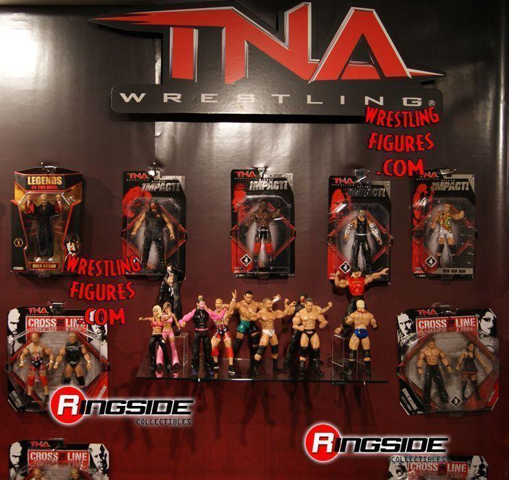 Jakks TNA Stand
