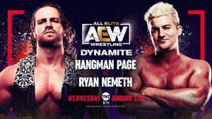 Dolph Ziggler's Brother Announced For AEW Dynamite Match