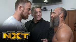 Weigh-In Video For Tonight's WWE NXT Fight Pit Match, Shawn Michaels Comments