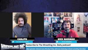 Carlito Opens Up About Why He Became Frustrated In WWE