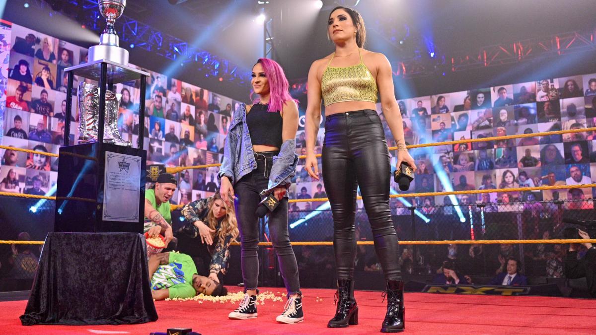 Dakota Kai Talks Wanting NXT To Have A Strong Presence At WrestleMania