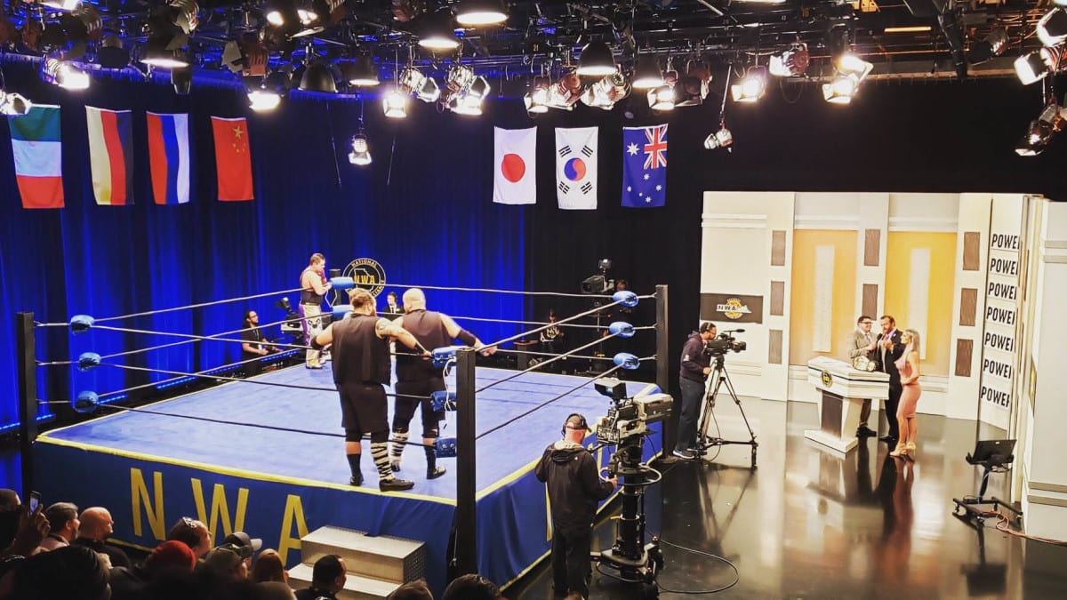 Update On Upcoming NWA Tapings - Wrestling Inc.