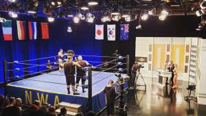 Update On Upcoming NWA Tapings