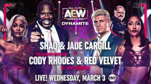 Shaq On What To Expect From His AEW In-Ring Debut On Wednesday's Dynamite