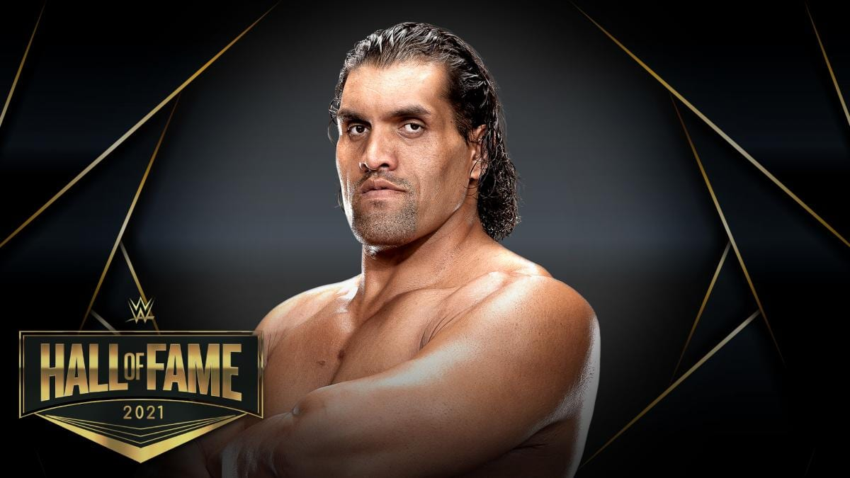 WWE Announces The Great Khali For The Hall Of Fame