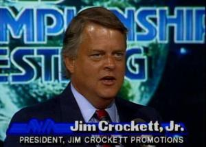 Legendary Promoter Jim Crockett Jr. Passes Away