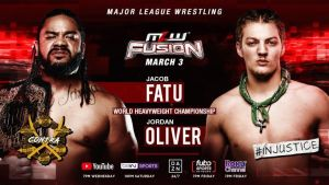 MLW Fusion Preview (3/3): Two Big Championship Matches Set, Tankman Takes On Laredo Kid