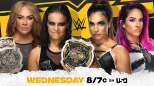 WWE NXT Preview For Tonight – WWE Women's Tag Team Titles To Be Defended