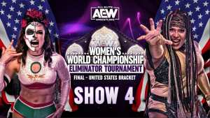 AEW Women's World Championship Eliminator Tournament Results: Thunder Rosa Vs. Nyla Rose