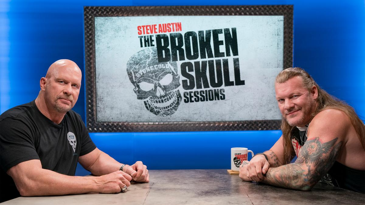 Steve Austin Talks Vince McMahon's Reaction To Chris Jericho On Broken Skull Sessions