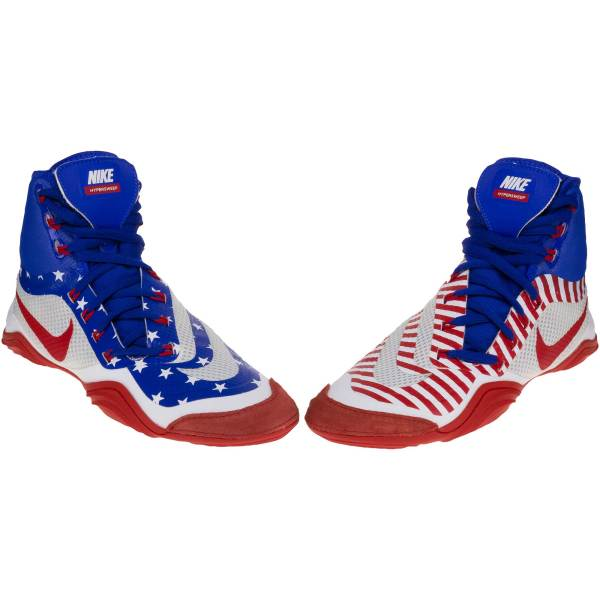 new arrival ea521 82066 Red White and Blue Nike Shoes