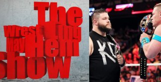 John Cena - Kevin Owens