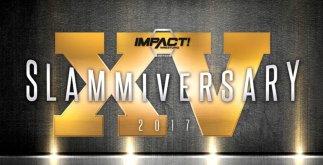 Impact Wrestling presents Slammiversary XV