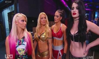 WWE Women Stars