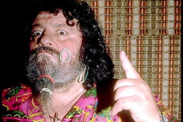 Captain Lou Albano legendary