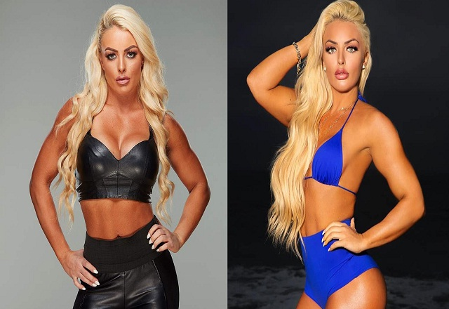 Mandy Rose best photo