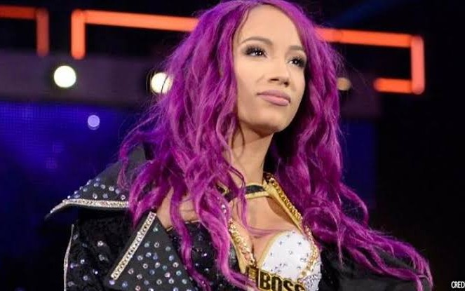 Sasha Banks injury
