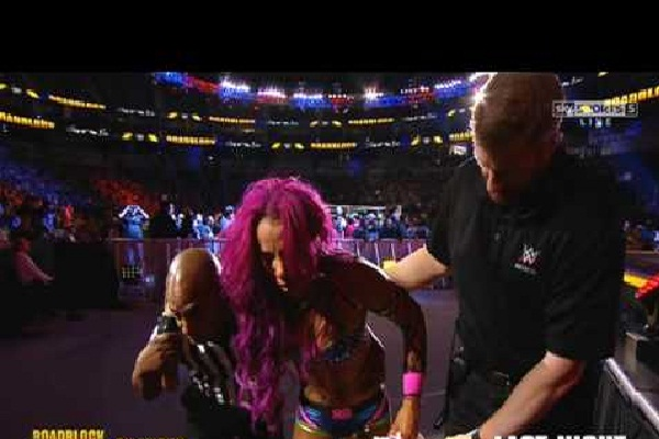 sasha banks injury update