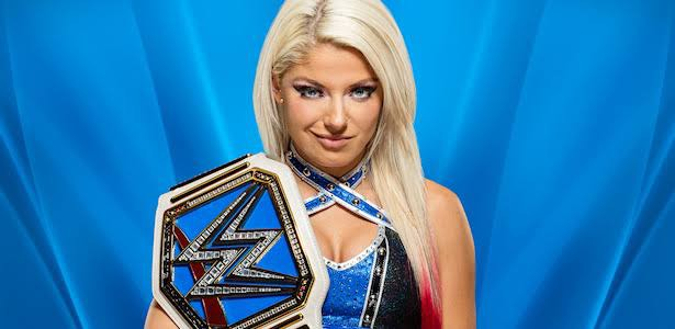 wwe alexa bliss smackdown
