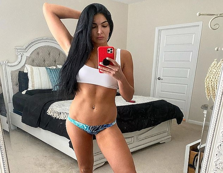 Billie Kay WWE Star