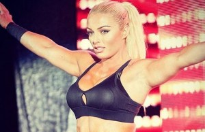 Mandy Rose WWE Star