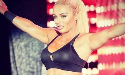 Mandy Rose WWE Star