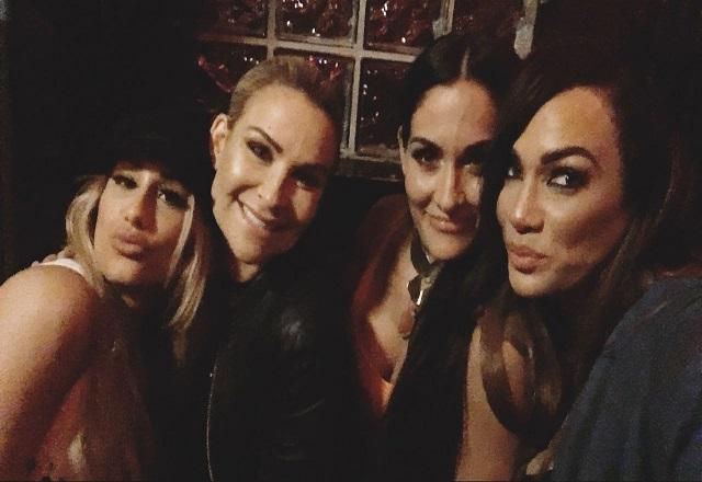 Nia Jax, Nikki Bella, Natalya, Carmella
