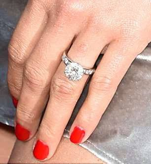 Nikki Bella 5 Carat Engagement ring