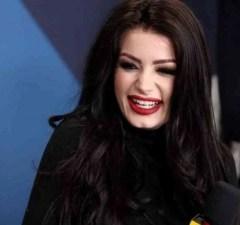 WWE star Paige